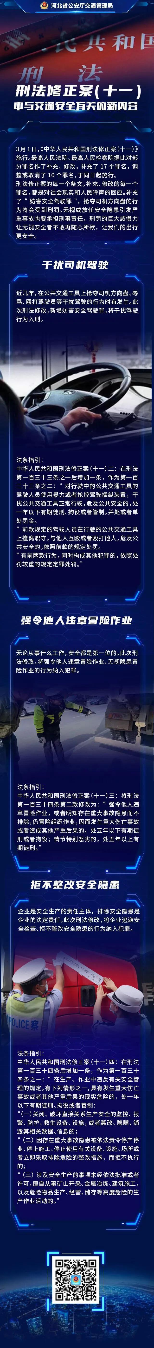 3月1日起,这些与交通有关的违法行为将被追刑